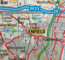 Enfield One Of 10 London Areas Tipped For House Price Growth