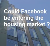 Could Facebook Be Entering The Housing Market?