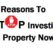 8  Reasons To STOP Investing In Property Now