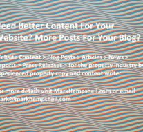 Need Better Content For Your Website? More Posts For Your Blog ?